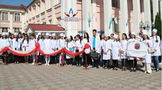 Asfendiyarov Kazakh National medical Universit Kazakhstan8