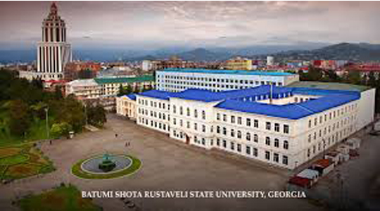 Batumi shota rustaveli state medical University Georgia6