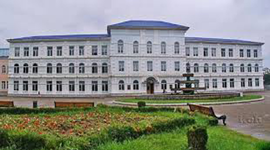 Batumi shota rustaveli state medical University Georgia7