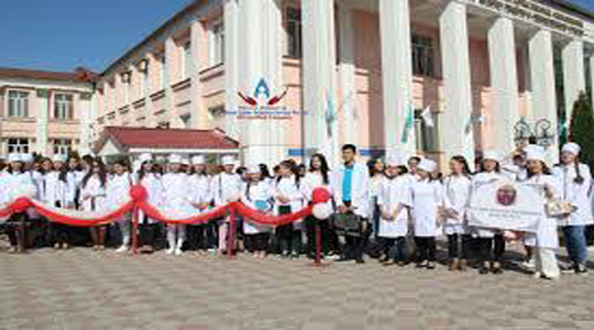 Kazakh Russian medical University Kazakhstan8