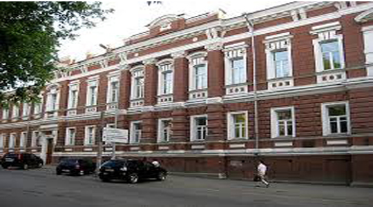 Perm state medical University Russia8