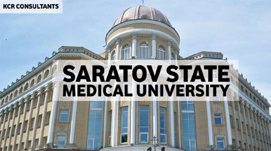 Saratov state medical University Russia7