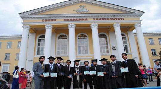 Semey state medical University Kazakhstan9
