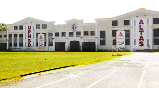 University of perpetual help Philippines7