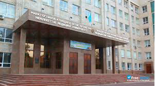 West Kazakhstan Marat Ospanov state medical University Kazakhstan6